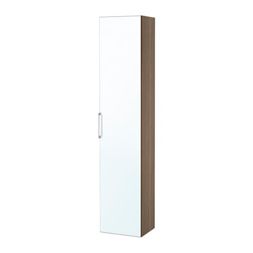 Morgon High Cabinet With Mirror Door